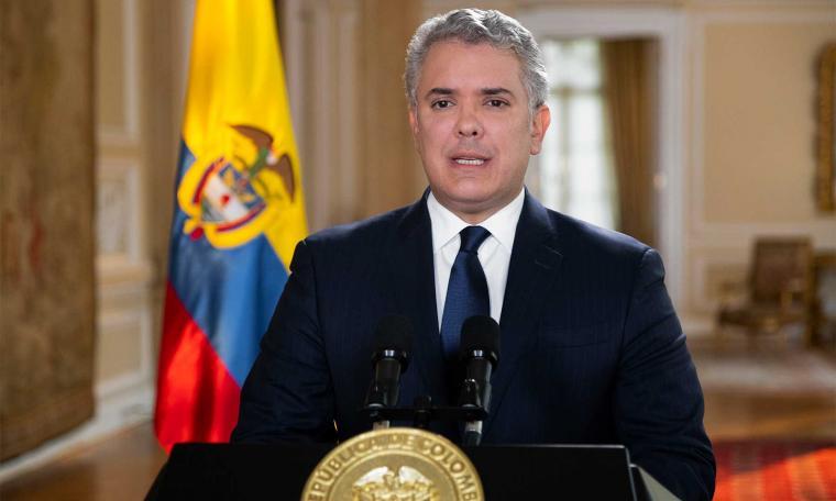 Hemos garantizado la adquisición de vacunas para 29 millones de colombianos: Duque