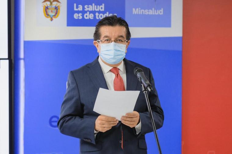 En la tarde de este lunes llegan las primeras vacunas contra la covid-19 a Colombia