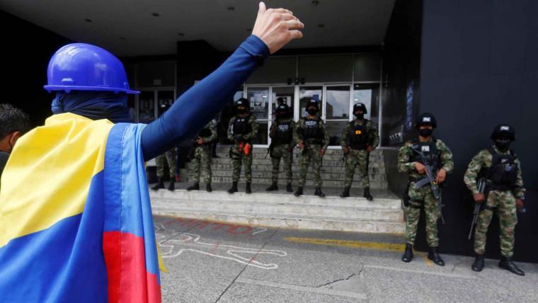Cartagena: Comité del paro y gobierno dialogan | EL UNIVERSAL