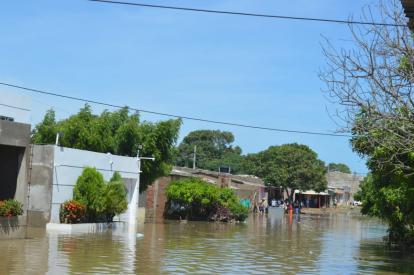 Fuertes lluvias causan afectaciones en 33 barrios y tres corregimiento de  Riohacha | El Heraldo
