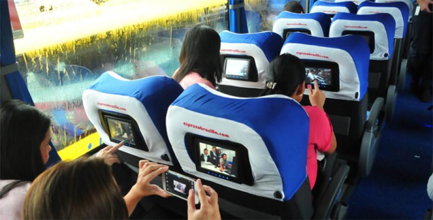 Resultado de imagen para expreso brasilia buses