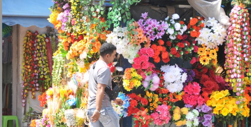 Vendedores De Flores De Barranquilla Ya Cuentan Con Módulos