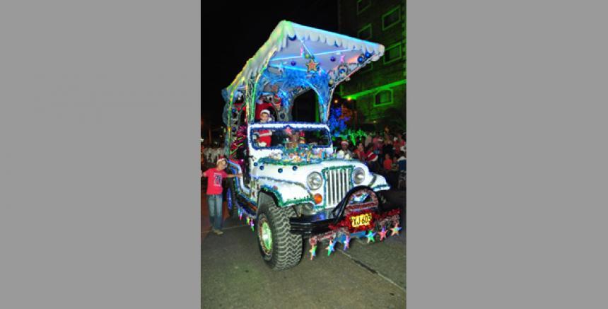 La Navidad Desfila Por Las Calles De Barranquilla El Heraldo