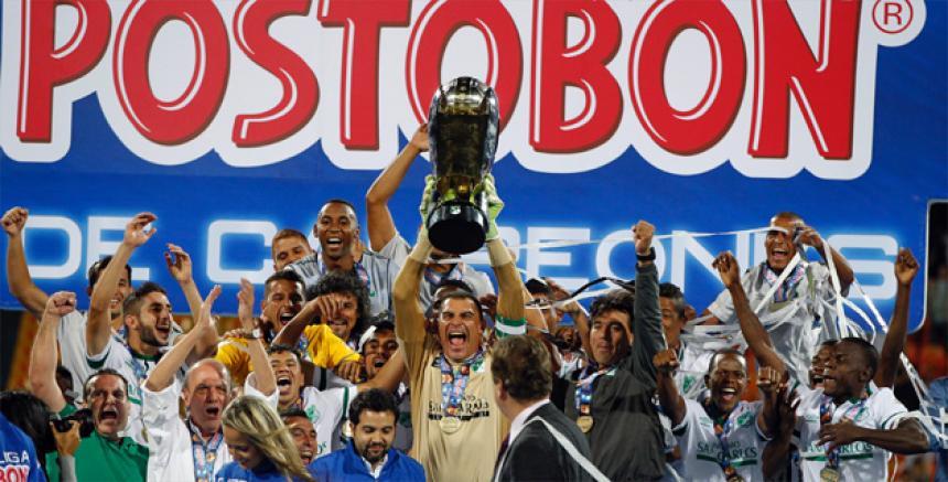 Deportivo Cali, campeón de la Superliga