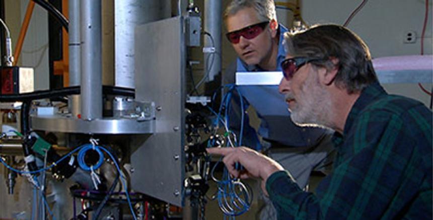 7e6d39eeb011 Inauguran en Estados Unidos un nuevo reloj atómico más preciso