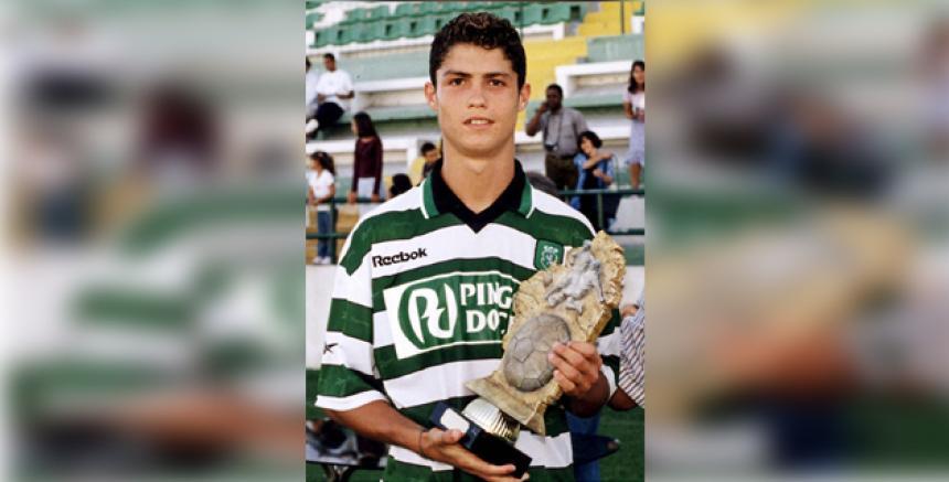 El Sporting, el club donde se formó Cristiano | El Heraldo