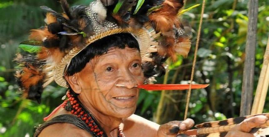 Resultado de imagen para indigenas amazonia
