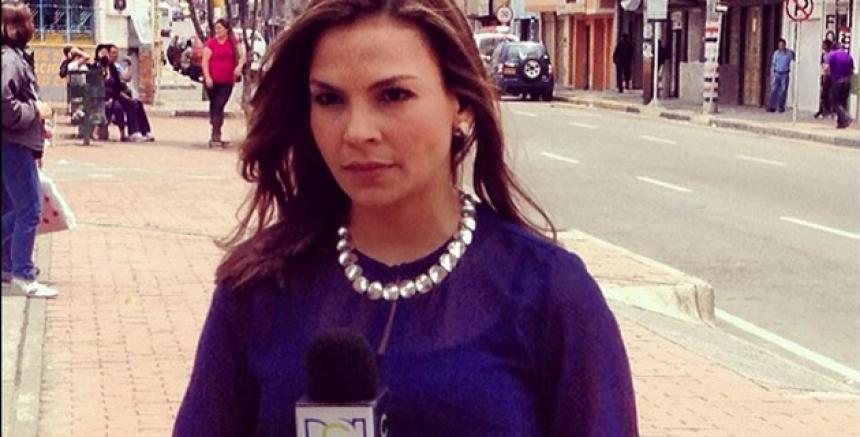 Blanca Sanchez blanca sánchez, periodista barranquillera, entre los heridos en