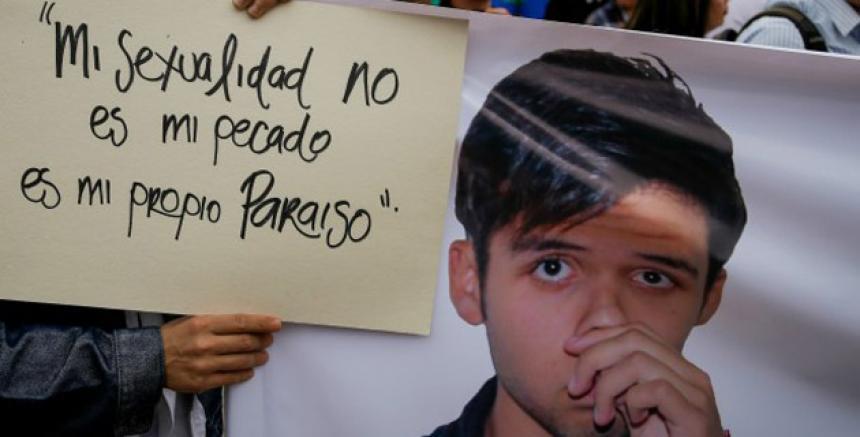 Opiniones sobre el homosexualismo en colombia