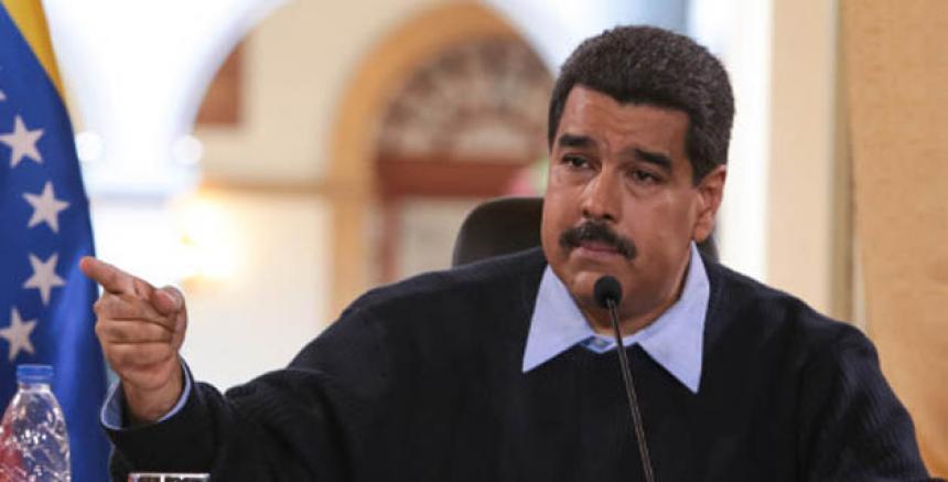 Prensa Presidencia de Venezuela.