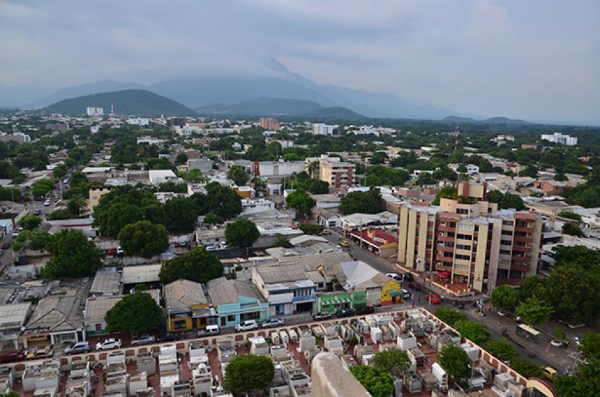 Valledupar ciudad atractiva para el desarrollo el heraldo - Proyectar en la pared ...