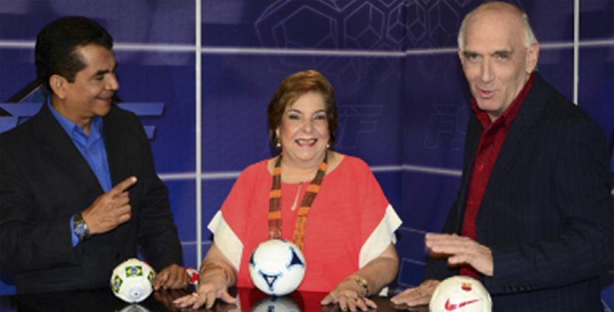 Fútbol solo fútbol  cumple 20 años al aire  a8f7a6d02a8e5
