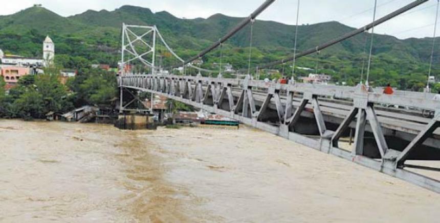 Honda El Centro >> Consorcio colombo-mexicano construirá puente en Honda ...