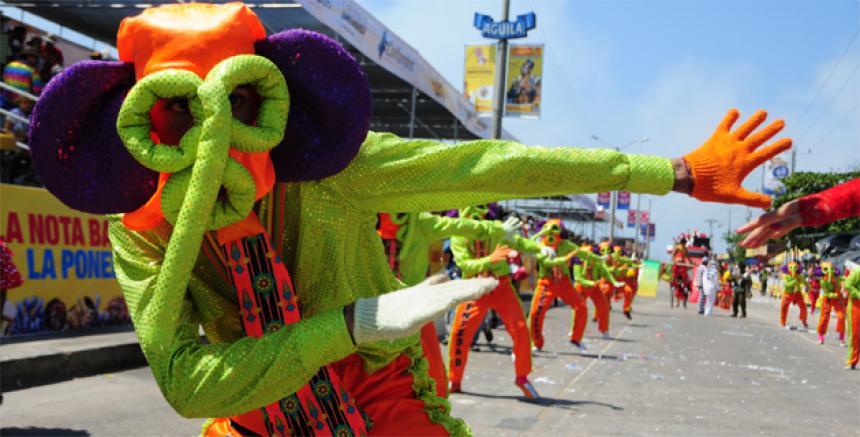 5 disfraces del carnaval de barranquilla