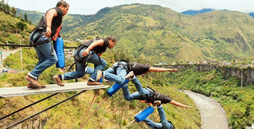 Conozca 10 Opciones Para Hacer Deportes Extremos En Colombia El