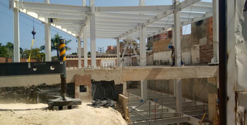 Uso de estructuras de acero reduce tiempos de construcción | El Heraldo