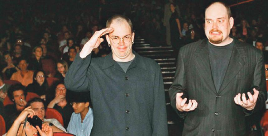 an analysis of the matrix by the wachowski brothers Formerly the wachowski brothers, the siblings exploded onto the scene in 1999 with the seminal sci-fi action film the matrix, which was then followed by two sequels, the matrix reloaded and the.