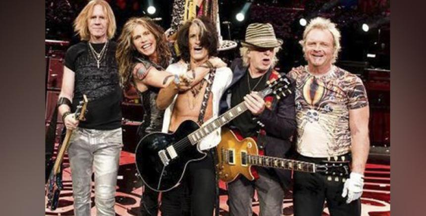 Tomado De Twitter Aerosmith