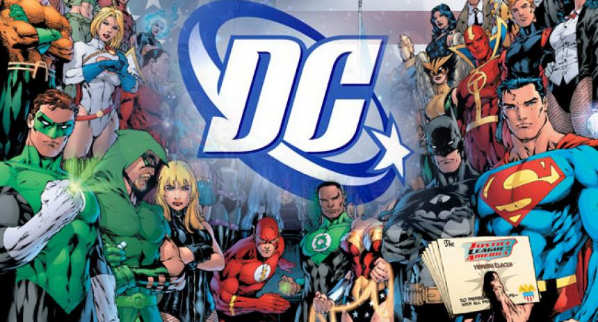 Resultado de imagen para DC comics
