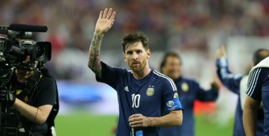 Messi juega su tercera final en Copa América  05025aa47f143