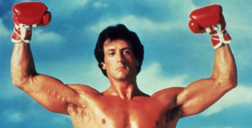 Stallone Rocky Balboa Y Filadelfia Celebran Un Triple