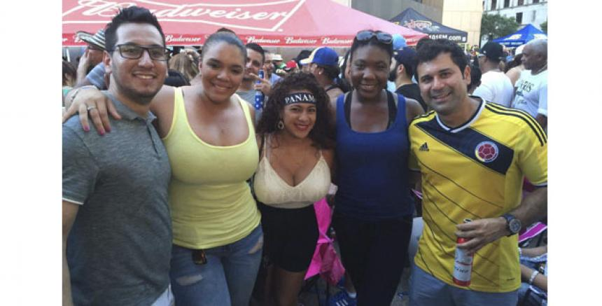 Colombianos En El Extranjero Celebrar N D A De Independencia El Heraldo