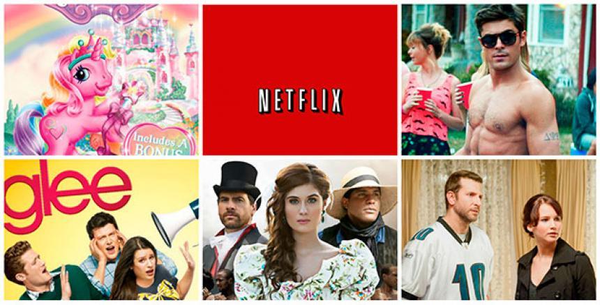 Estas son las películas que Netflix borrará en agosto