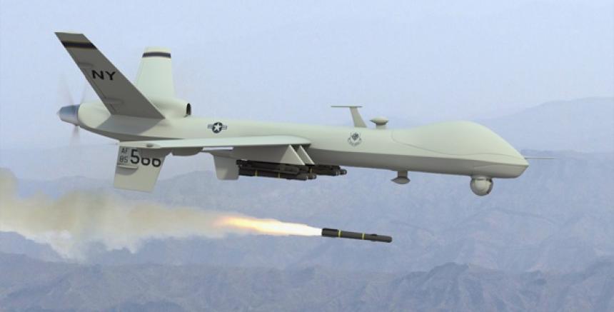 Al menos tres niños muertos en un ataque equivocado de un dron de EEUU en  Yemen