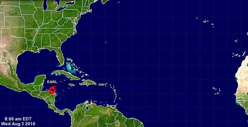 Centro Nacional de Huracanes de EEUU