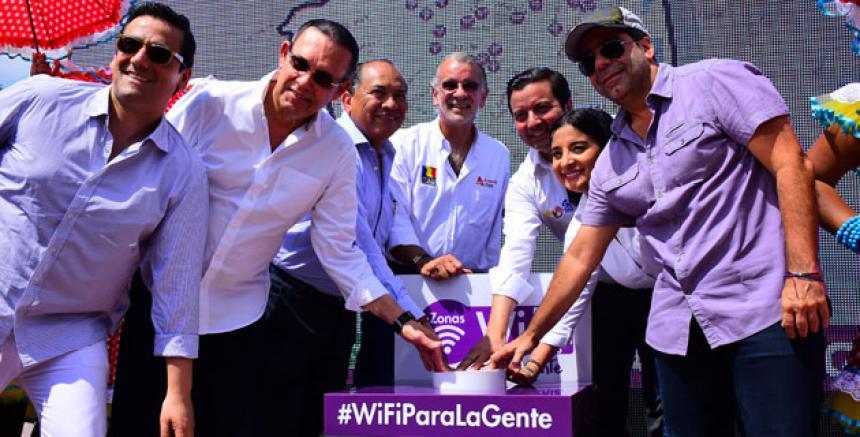 Resultado de imagen para mil puntos gratis de wifi en colombia