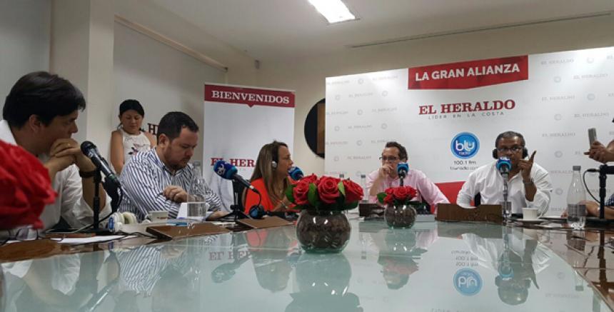 Escuche aquí la cuarta emisión de la Gran Alianza EL HERALDO-Blu ...