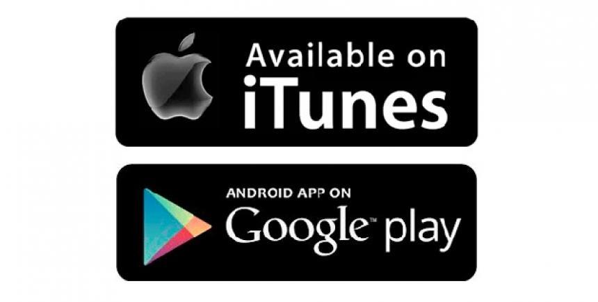 Resultado de imagen para ITunes y Google Play