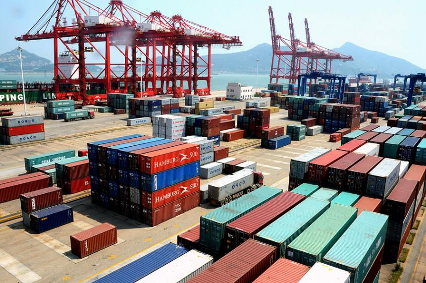 Exportaciones cayeron 5,6 por ciento durante el mes de septiembre