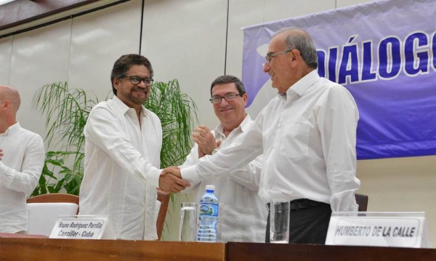 Nuevo acuerdo de paz define penas