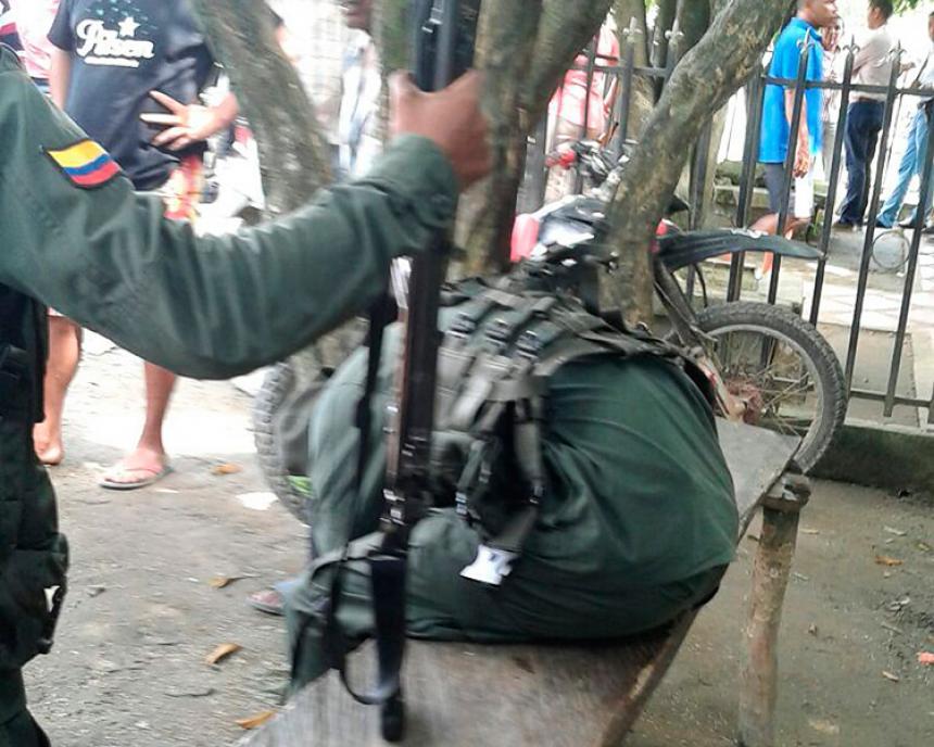 Asesinan a policía que custodiaba Alcaldía de San Jacinto ... - El Heraldo (Colombia)