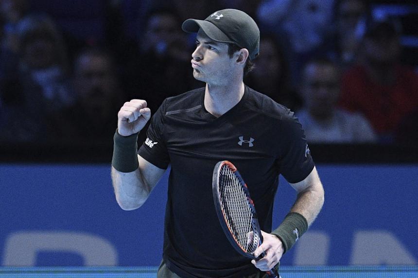 Murray se quedó con el Masters de Londres
