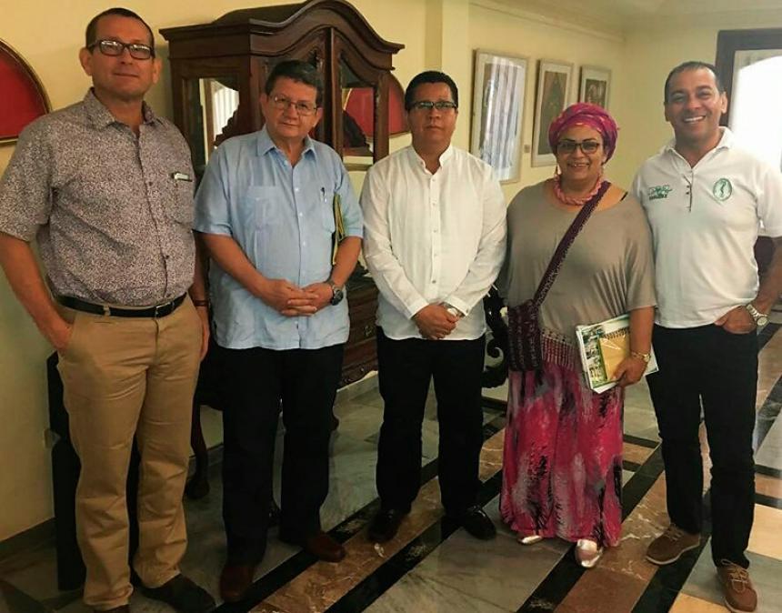Colombia se apresta a firmar y validar la paz con las Farc