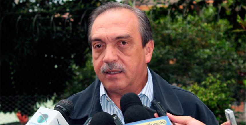 Corte deja en libertad condicional al exgobernador de Antioquia, Luis Alfredo Ramos