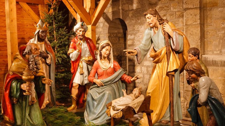 Fotos De El Pesebre De Jesus.El Nacimiento De Jesus En Los Tiempos De Facebook Y Whatsapp