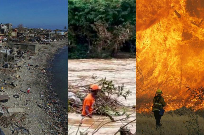 Resultado de imagen para desastres naturales en el mundo