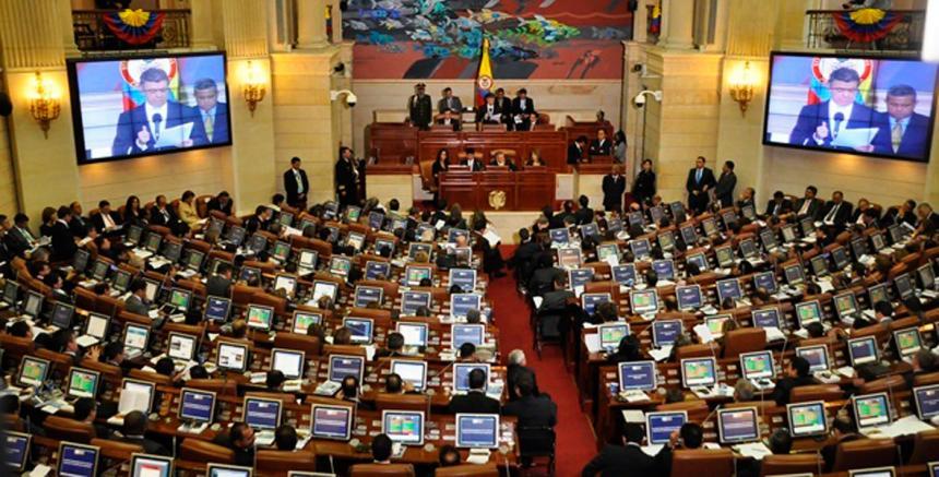 Resultado de imagen para Plenaria Càmara de Representantes