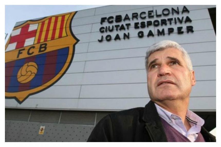 Barcelona echó al dirigente que criticó a Lionel Messi