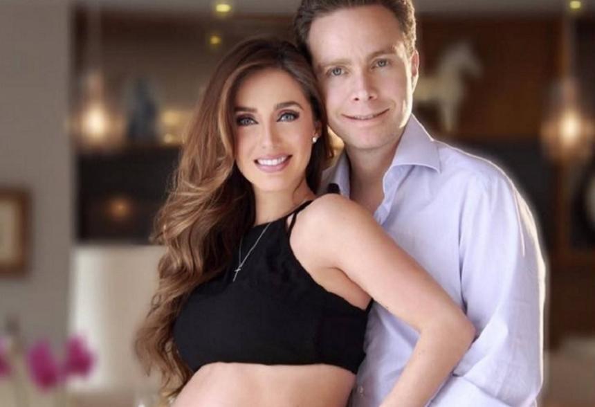Anahí da a luz a su primer hijo con Manuel Velasco