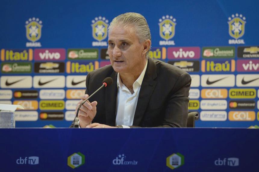 Tite convoca a 23 jugadores para juego amistoso ante Colombia