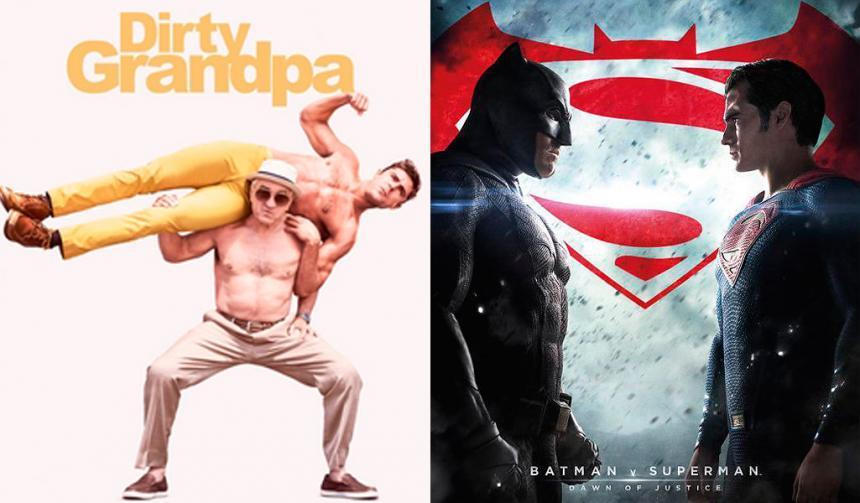 'Batman vs Superman' arrasa nominaciones a lo peor del cine