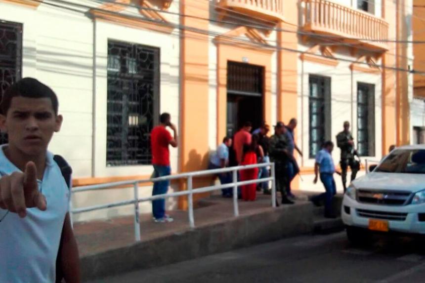 Legalizan captura del alcalde de Riohacha, procesado por corrupción — COLOMBIA