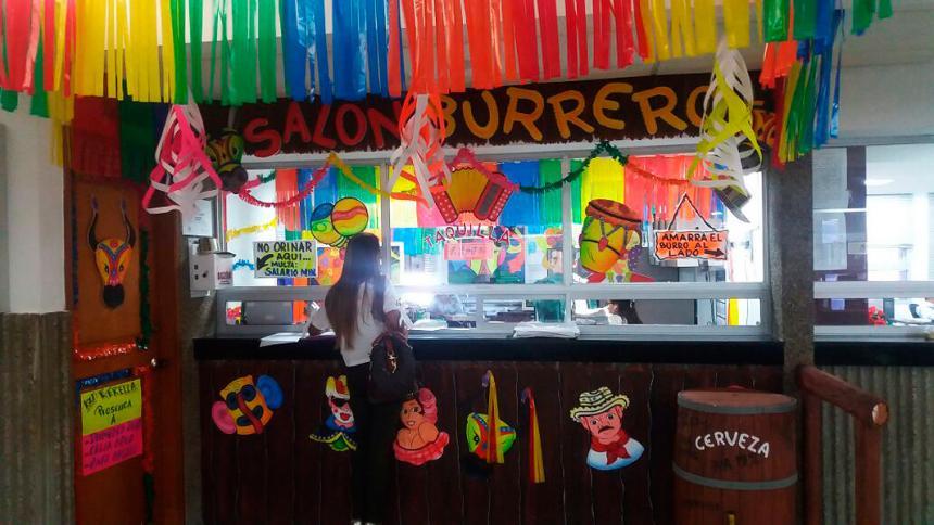 El Salón Burrero Se Toma El Juzgado Durante Carnaval El