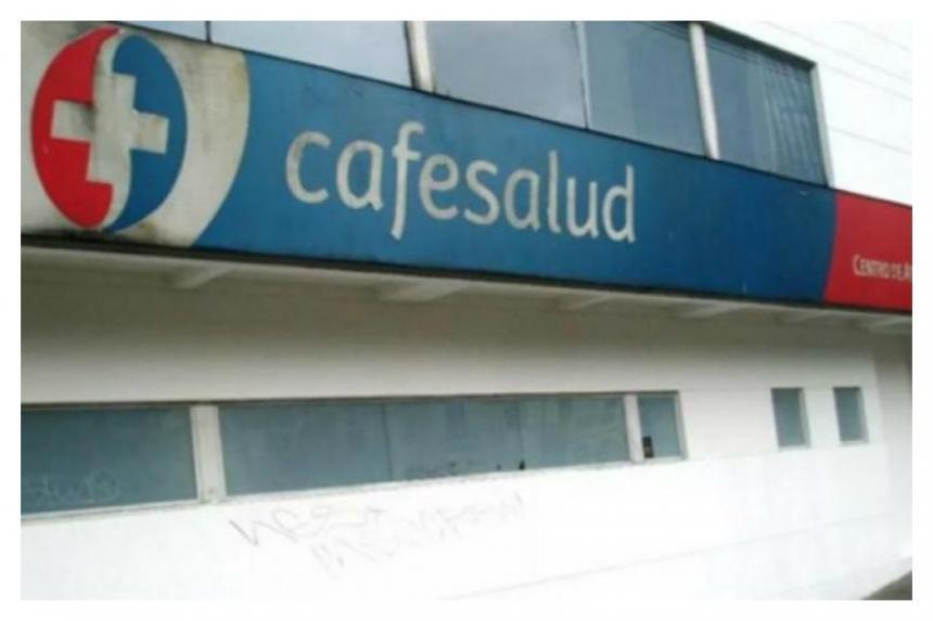 Cafesalud estaría perdiendo $13.000 millones a la semana: Contraloría