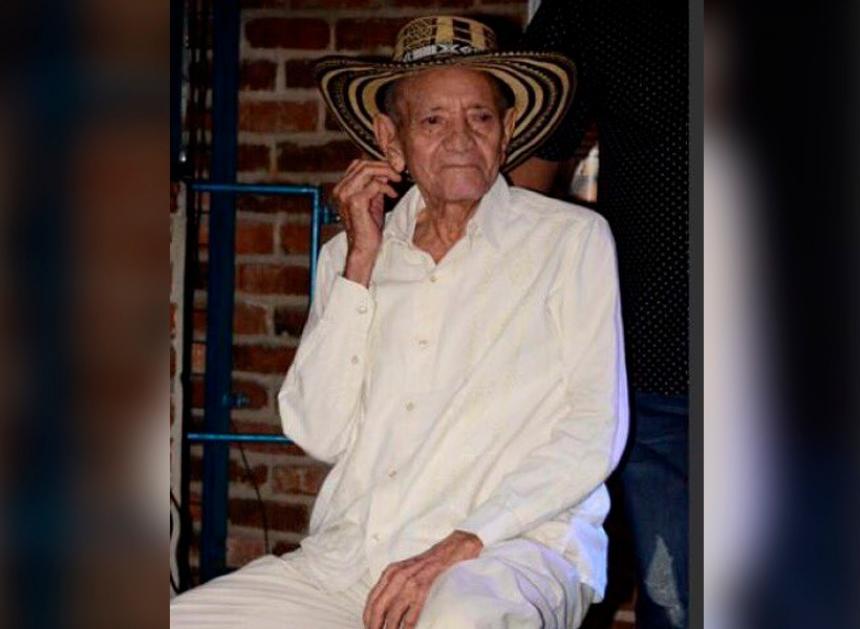 MinCultura lamenta el fallecimiento del juglar vallenato José María 'Chema' Martínez