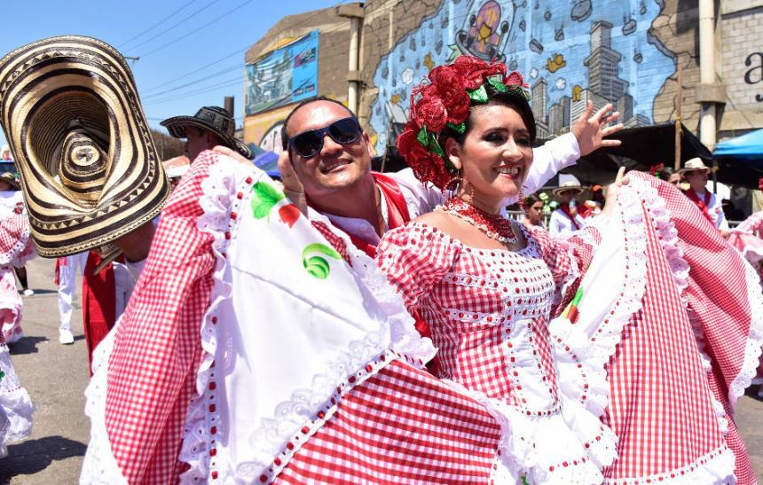 Las telas que visten el Carnaval | El Heraldo